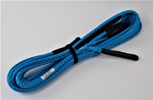 "3/8"" x 7-25' FASS Sling (Freedom Adjustable Speed Sling) MBS 16,000 lbs Electric Blue"