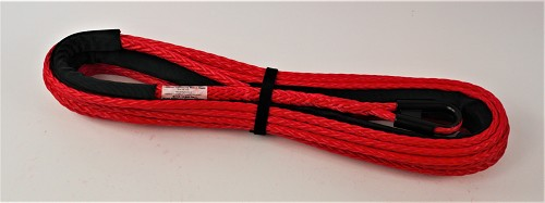 "1/2"" x 65' Freedom Optimized Winch Rope  for External Brake Winches MBS 30,000 lbs"