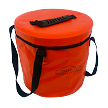 Freedom Recovery Gear Rope Bucket Fire-bucket Red with Lid
