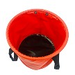 Freedom Recovery Gear Rope Bucket, Fire-bucket Red